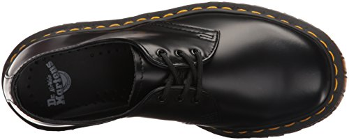 Dr Martens Nero Smooth 1461 Liscio Bex Dr 1461 Oxford Martens Bex Oxford Mens Mens Black qZnfSq