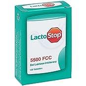 LactoStop 5.500 FCC Tabletten Klickspender, 120 St