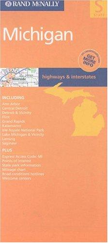 Michigan (State Maps-USA) (Karte Von Michigan)