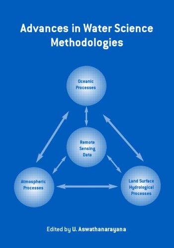 Advances in Water Science Methodologies -
