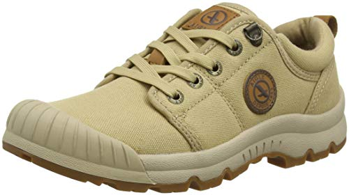 Aigle Herren Tl Low Cvs Trekking- und Wanderhalbschuhe Beige (Sand) 45 EU - Bereich Sneaker