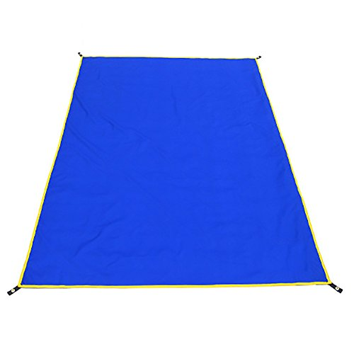 Tapis extérieur de Pique-Nique d'humidité Tapis de Tente d'auvent Tissu imperméable Camping Beach Oxford Mat (Taille : 220 * 150cm)
