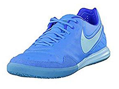 Nike 843961-444, Chaussures de Football en Salle Homme Bleu