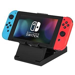 Nintendo Switch Stand, Keten Switch Halterung Playstand Portable für Nintendo Switch – Kompakter Ständer mit verstellbarer Höhe für Nintendo Switch Konsole