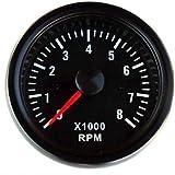 Motorrad Tachometer Toogoo R Universal Motorrad Roller 13000 Rpm Analog Tachometer Lehre Nachtlicht Auto