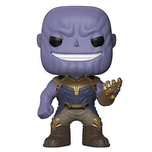 GYH Modelo - Funko Pop! Marvel: Avengers Infinity War - Thanos (#)'' (Color : A)