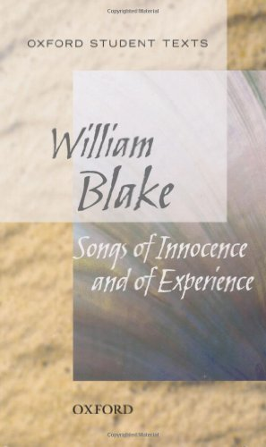 Oxford Student Texts: Songs of Innocence and Experience -