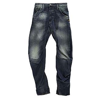 G Star Mens 50583 Tapered Jeans Medium AGD t.p. 30 L34