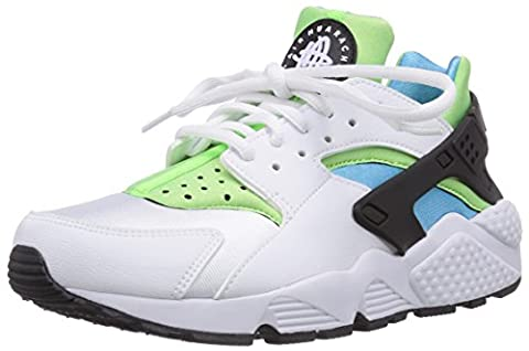 Nike Air Huarache, Women's Training Shoes, Multicolour (white/white-clearwater-flsh Lm 100), 5 UK / 38 EU