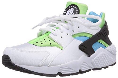 Laufschuhe White Huarache Mehrfarbig Flsh White Clearwater Damen Nike 100 Lm Air qnwAHFA7