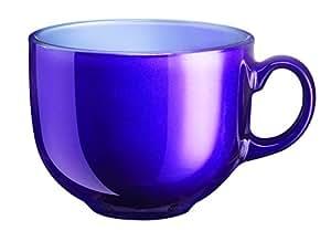 Luminarc 9211115 Lot de 6 Tasses Flashy Colors Verre Violet 500 ml