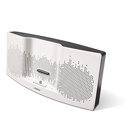 bose-sounddock-xt-diffusore-bianco-grigio-scuro