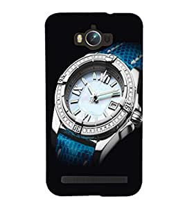 printtech Cool Watch Back Case Cover for Asus Zenfone Max ZC550KL