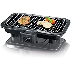 Severin 2790 - Barbacoa 2500 W 25% más de Superficie