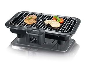 Severin PG 2790 Barbecue-Grill 2500W Nero