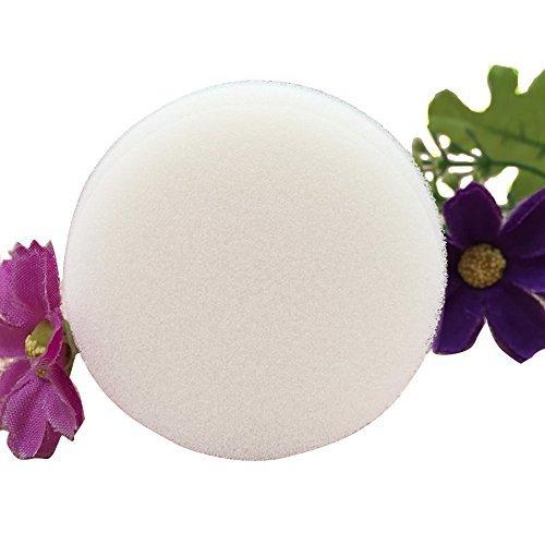3 Pcs universel Coussin d'air éponge Core intérieure Maquillage éponge Remplace Houppette pour BB CC Cream Fond de teint liquide DIY