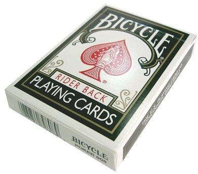 Preisvergleich Produktbild Fahrrad Black Rider 808 Spielkarten Bicycle Black Rider 808 Playing Cards