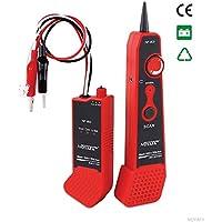 Nayafa NF-800 RJ11 RJ45 Telecom - Kit de herramientas de diagnóstico para comprobador de