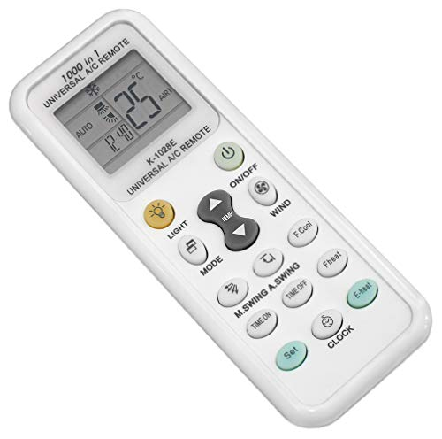 JeVx Mando Distancia Universal 1000 1 Aire Acondicionado