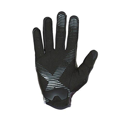 Ion Ledge MX DH FR Fahrrad Handschuhe lang schwarz 2017: Größe: L