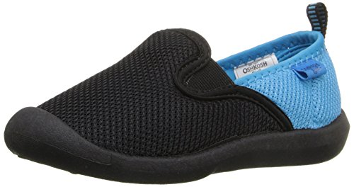 oshkosh-bgosh-torrent-water-shoe-toddler-little-kid-black-blue-10-m-us-toddler