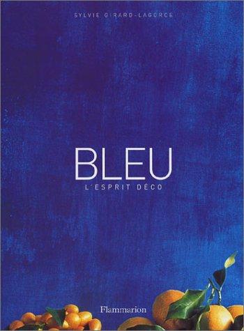 Bleu : L'Esprit déco
