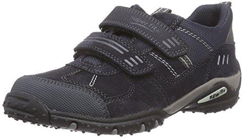 Superfit SPORT4 500224, Jungen Sneakers, Blau (OCEAN 80),  38 EU