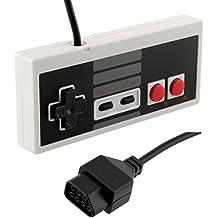SATKIT Nintendo NES GamePad Controlador compatible con la consola NES