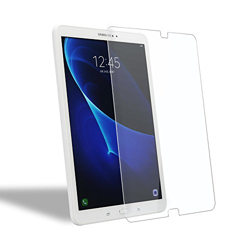 Samsung Galaxy Tab A 10.1 Panzerglas Schutzfolie, WEOFUN Displayschutzfolie für Samsung Galaxy Tab A 10.1 T580/ T585C Panzerfolie Schutzglas Folie [0.33mm, 9H, Ultra-klar]