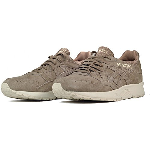 41QMDKoBPjL. SS500  - Asics - Gel Lyte V Taupe Grey - Sneakers Men