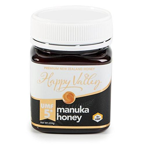 Manuka roher Honig, 250g (8.8oz) (Happy Valley Manuka Honig)