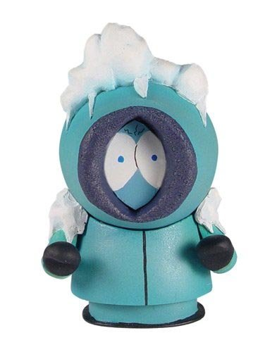 South Park Series 3 Figure Frozen (Kenny Southpark Kostüme)