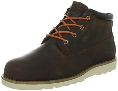 Timberland NEWMARKET 4 EYE BT 6049R, Herren Desert Boots, Braun (Gaucho Roughcut Smooth), EU 41 (US 7.5)
