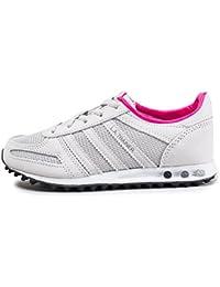 the best attitude acb2a bfef9 adidas La Trainer C Scarpe da Fitness Unisex-Bambini