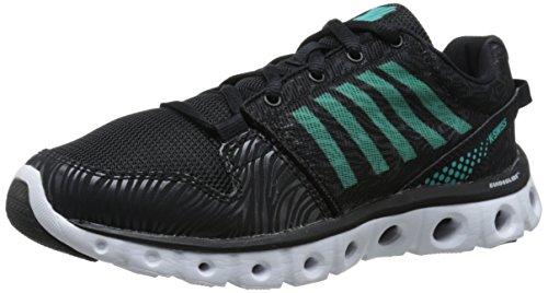 K-swiss, Damen Sneaker 36 Nero / Laguna