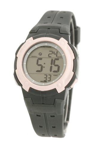 Dunlop Reloj Digital para Mujer de Cuarzo con Correa en Caucho 7402.4296