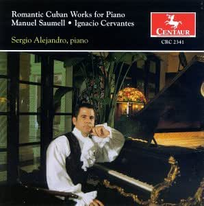 Romantic Cuban Works for Pno [Import USA]