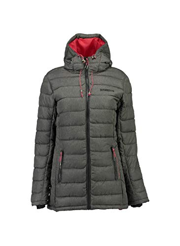 Geographical Norway - Doudoune Femme Astana Gris-Taille - 4