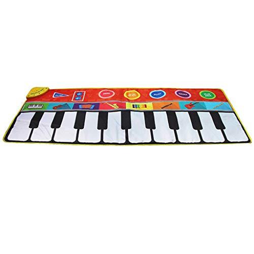 perfeclan Piano Music Mat Keyboa...
