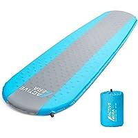 Active Era Premium Self-Inflating Camping Sleeping Mat | Lightweight, Abrasion Proof & Water Resistant Foam Sleeping Pad