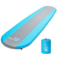 Active Era Premium Self-Inflating Camping Sleeping Mat | Lightweight, Abrasion Proof & Water Resistant Foam Sleeping Pad 20