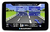 Blaupunkt TravelPilot 52 Camping EU - Navigationssystem 12,7 cm (5 Zoll) Touchscreen-Farbdisplay, Kartenmaterial Gesamteuropa, mit Bluetooth Freisprecheinrichtung und Camping-spezifische-Funktionen, schwarz