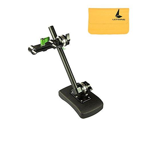 Lanparte ss-01Pro Schulter Pad mit 15mm Rundstäbe für Standard Support System Rig Kamera Camcorder - Shoulder Rig Support