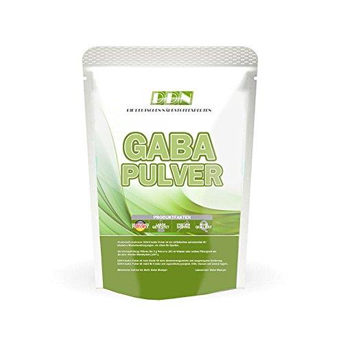 Aminosäuren Hgh (GABA (150g - 100% Ohne Zusätze) 50 Portionen! - Reine Gamma Amino Buttersäure Pulver , Aminosäuren, HGH - Wachstumshormon-Ausschüttung, Muskelaufbau + Regeneration, In bester Premium Qualität zum Besten Preis!)