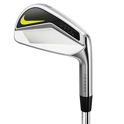 Nike Pro V Mrs Ir 4-Pw-fer pour homme Multicolore Plata / Negro (Silver/Black) R