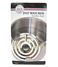 1 X Stainless Steel Pot Watcher