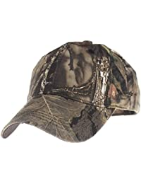 Cebbay Sombreros Hombre Gorra de béisbol Unisex de Verano al Aire Libre Sombrero Ajustable de Camuflaje de Hoja Snapback