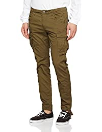 JACK & JONES Herren Hose Jjipaul Jjchop Ww Olive Night Noos