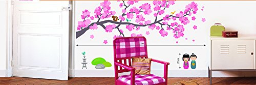 XXL Kinder Wandtattoo Japanischer Garten