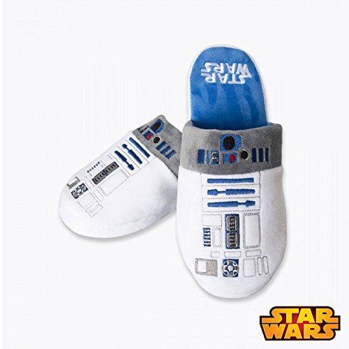 Star Wars, zapatillas, R2-D2, tamano 42-45